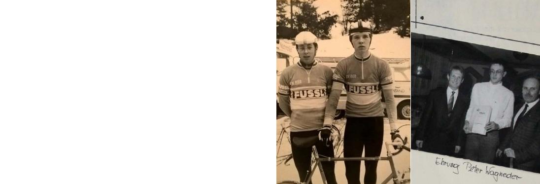 Peter Wagneder - mehrfacher Österreichischer- und Landesmeister Strasse und Querfeldein, Teilnehmer internationaler Querfeldeinrennen