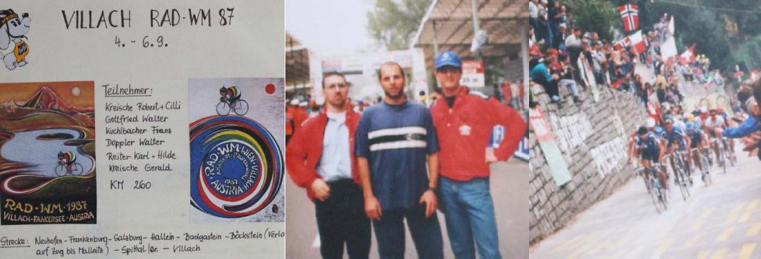 Hobbyradler Highlights: Besuche Radweltmeisterschaften, Villach, Stuttgart, Lugano