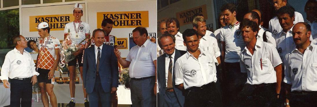 1988 Österreichische Staatsmeisterschaft Strasse
