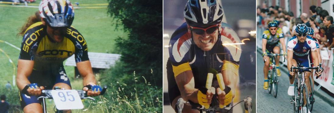 Rudi Ametsreiter - Europameister Straße Master, Teilnehmer Österreich Radrundfahrt, Sieger Karibikrundfahrt